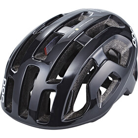 POC Octal X Casco, carbon black